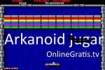 Jogar Arkanoid